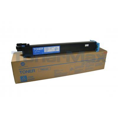 KONICA BIZHUB C352 CYAN TONER